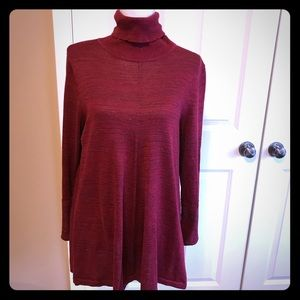 Simply Vera Vera Wang Turtleneck Sweater